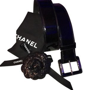 Chanel 07 patent belt