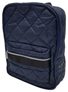 Calvin Klein Large Nylon Quilted Backpack