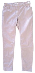 Chico's Straight Pants Pale Mauve