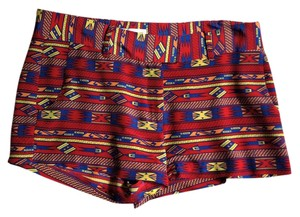 Amanda Uprichard Shorts red