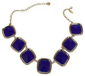 Kate Spade Kate Spade Blue Lyst Necklace