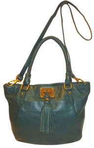 Elliott Lucca Refurbished Leather Lined Convertible Cross Body Bag