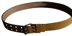 Linea Pelle New suede belt!