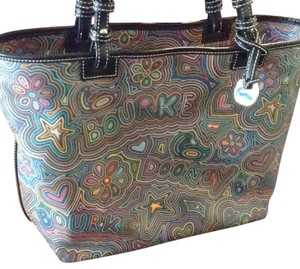 Dooney & Bourke Satchel in Multi Colors