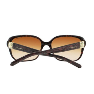 f0be35568533 Tiffany   Co. New TF 4093H Ziegfeld Pearls Sunglasses Cat Eye Burgundy Wine  2016