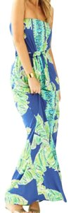 Blue Maxi Dress by Lilly Pulitzer