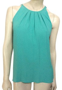 BCBGMAXAZRIA Top New Surf Green