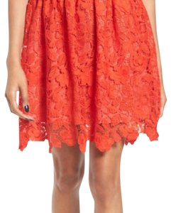 Lovers + Friends short dress Coral on Tradesy