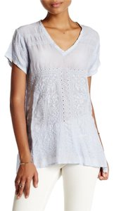 Johnny Was Bohemian Embroidered Festival Tunic