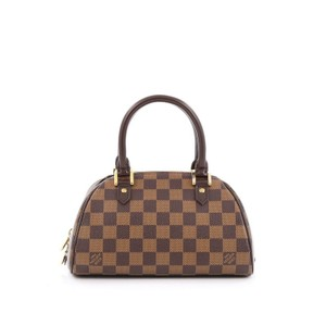 Louis Vuitton Damier Canvas Satchel