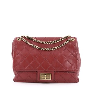 Chanel Cosmos Calfskin Shoulder Bag