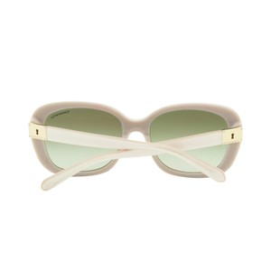Tiffany & Co. New Tiffany Locks TF 4091 H Sunglasses Square Pearl Ivory Brown