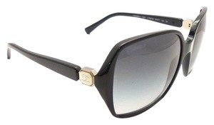 Chanel Chanel 5284 760/S6 Black/Grey Gradient Sunglasses