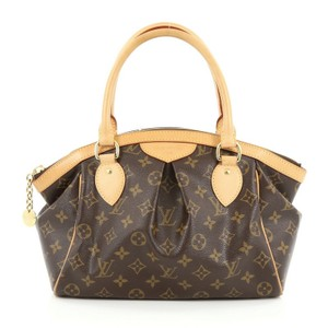 Louis Vuitton Tivoli Canvas Satchel