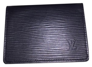 Louis Vuitton Cartes De Visites Epi Envelope Card Holder