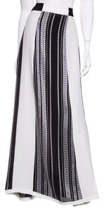 Zeus + Dione Maxi Skirt Black & White