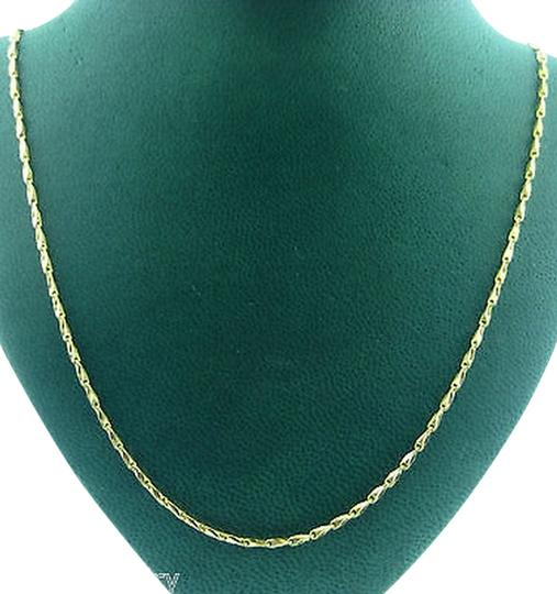 Preload https://item4.tradesy.com/images/fine-estate-18k-yellow-gold-chain-necklace-2076048-0-0.jpg?width=440&height=440