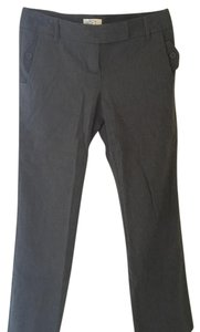 Ann Taylor LOFT Straight Pants gray