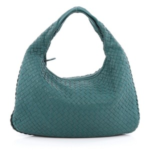Bottega Veneta Veneta Nappa Leather Hobo Bag