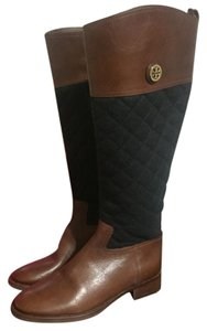 Tory Burch Brown and gray Boots