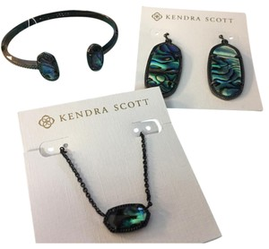 Kendra Scott Kendra Scott Elisa Necklace, Elle Earrings, and Elton Bracelet