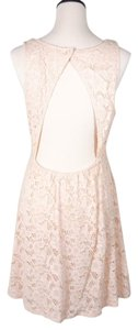 Free People Lace Crochet Anthropologie Dress