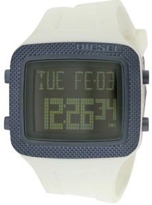 Diesel Diesel Space Age White Digital Mens Watch DZ7215