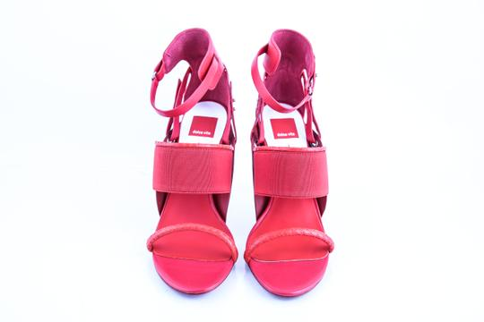 Dolce Vita Red Sandals Image 1