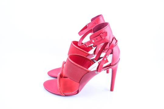 Dolce Vita Red Sandals Image 2