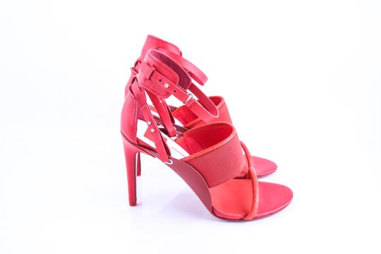 Dolce Vita Red Sandals Image 3