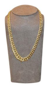 18kt gold 18kt Yellow Gold Chain Necklace