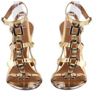 Tory Burch Gold Sandals