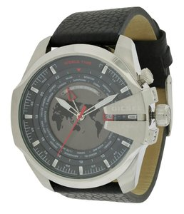 Diesel Diesel Mega Chief Leather Mens Watch DZ4320