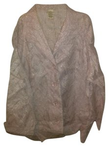 Draper's and Damon's Button Down Top light pink