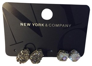 New York & Company Bling earrings