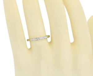 Jewellery Unlimited 14k Yellow Gold Ladies Round Diamond Flower Knuckle Cocktail Ring