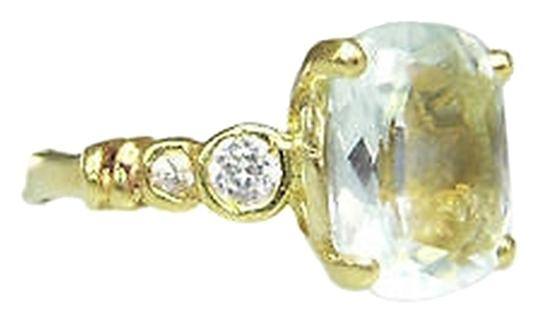 Preload https://item3.tradesy.com/images/14k-yellow-gold-clear-blue-topaz-ladies-ring-size-6-2076212-0-0.jpg?width=440&height=440