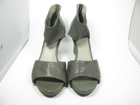Eileen Fisher gray Wedges Image 1