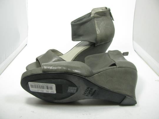 Eileen Fisher gray Wedges Image 2
