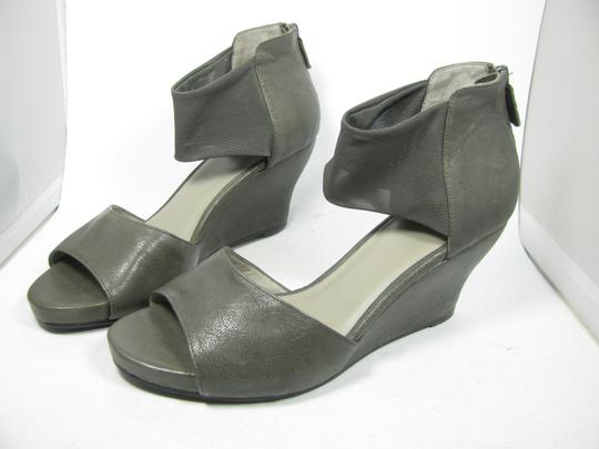 Eileen Fisher gray Wedges Image 4