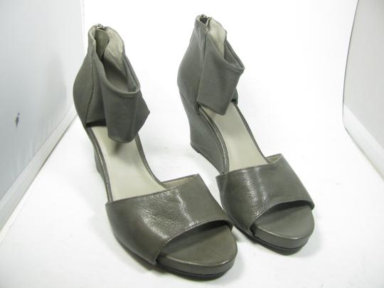 Eileen Fisher gray Wedges Image 5