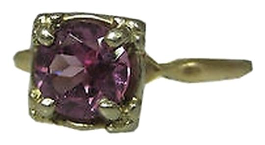 Preload https://item1.tradesy.com/images/14k-yellow-gold-ladies-light-purple-stone-ring-size-775-2076220-0-0.jpg?width=440&height=440