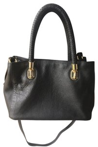 Cole Haan Leather Handels Shoulder Bag