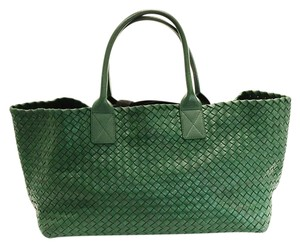 Bottega Veneta Tote in green