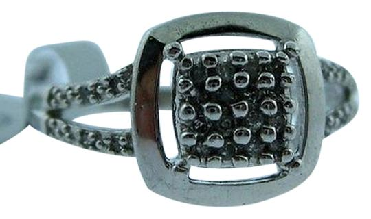 Preload https://item2.tradesy.com/images/925-sterling-silver-ladies-diamond-cocktail-ring-size-675-2076246-0-0.jpg?width=440&height=440
