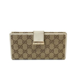 Gucci Gucci GG Monogram Long Wallet