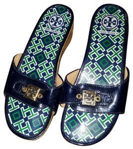 Other navy Mules