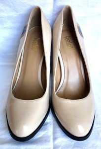 Baldi Tory Burch Michael Kors Ralph Lauren High Heels Salvatore Ferragamo Beige Pumps