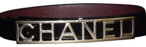 Chanel Chanel leather belt