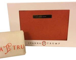 Ivanka Trump Red Clutch